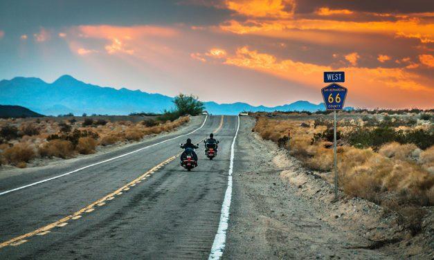5 rutas imprescindibles para viajar en moto