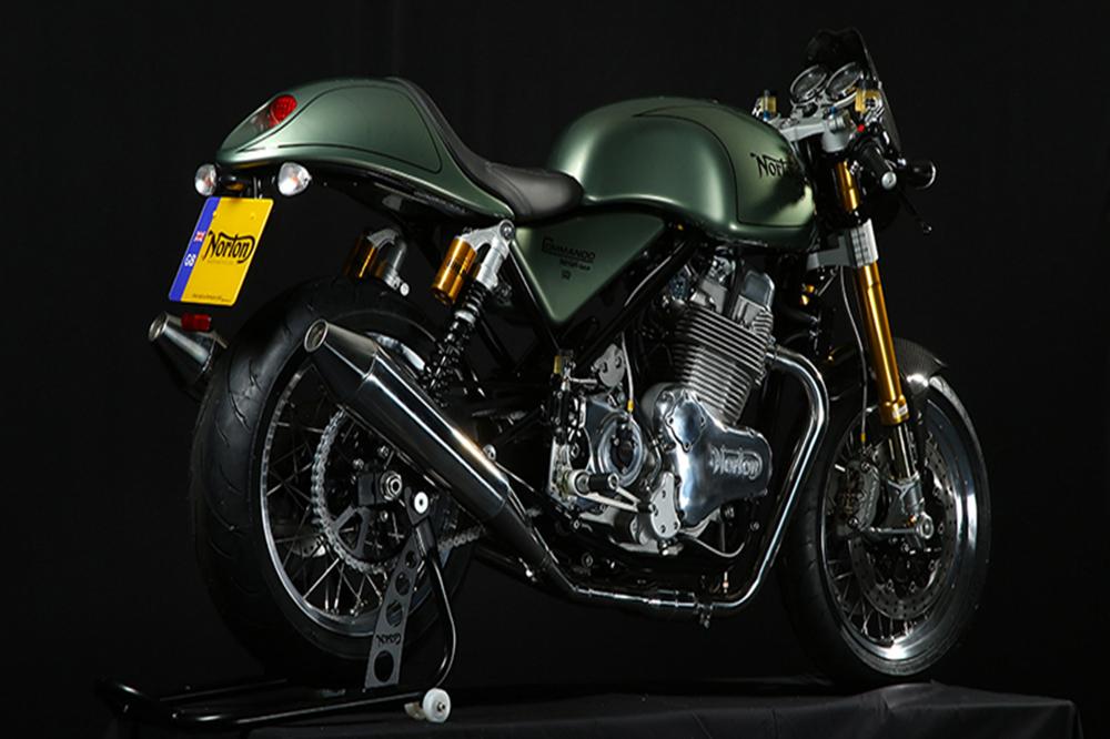 Norton Commando 961 Cafe Racer