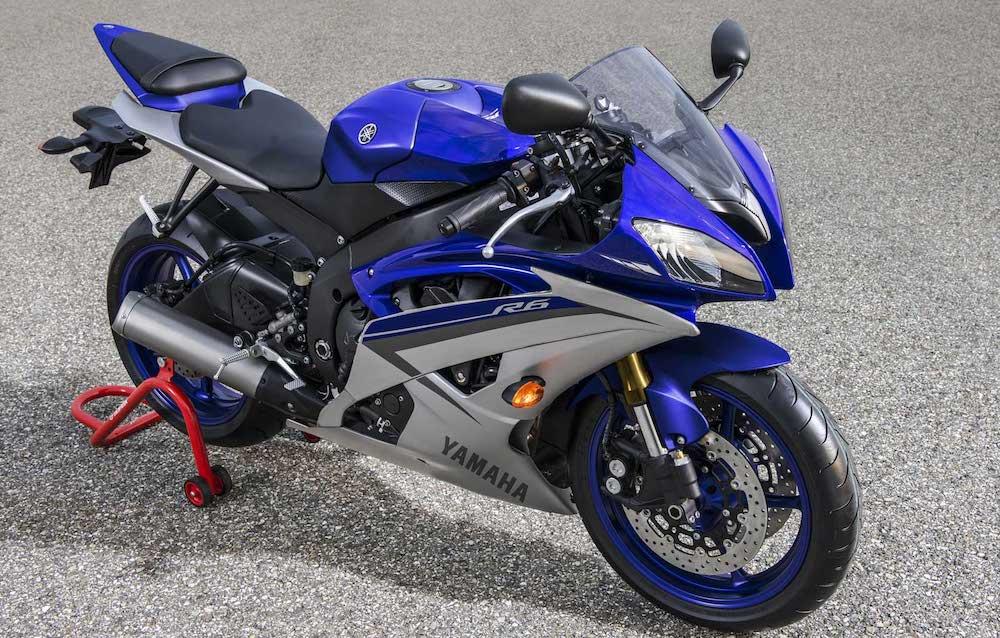 Yamaha YZF-R6 - Consejos de compra de segunda mano