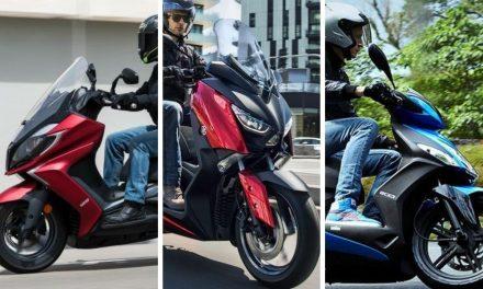 Las motos más vendidas del mercado de segunda mano en julio