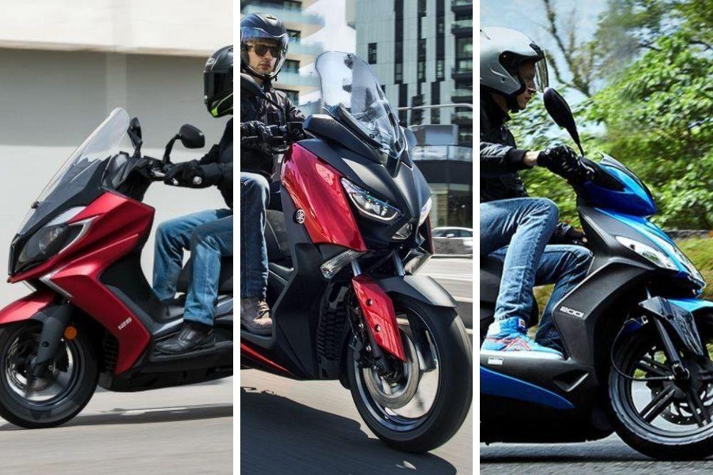 Scooters más vendidos julio 2020