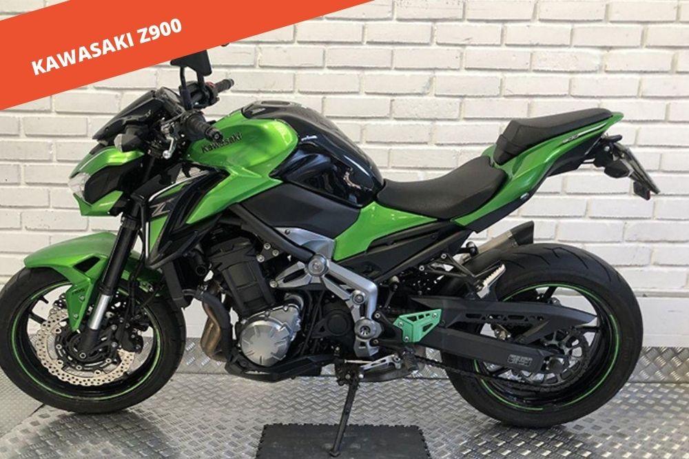 KAWASAKI Z900 2017 – 21.672KM – 7.000 €
