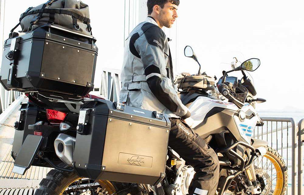 Accesorios Kappa para tu moto de segunda mano
