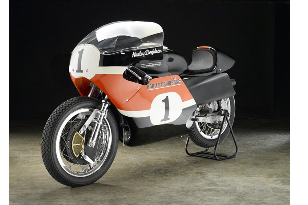 La mítica Harley-Davidson XR750TT