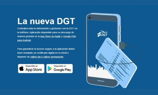 Guarda tu carnet de conducir en el móvil: ¿Has descargado ya Mi DGT?