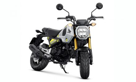 Honda MSX125 Grom 2021: la divertida mini moto de Honda