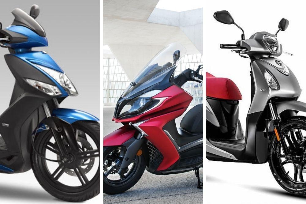scooter más vendidas septiembre 2020