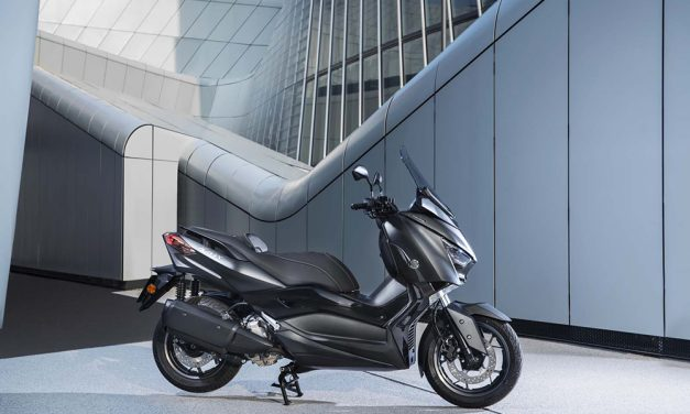 Los 7 mejores scooters de media cilindrada