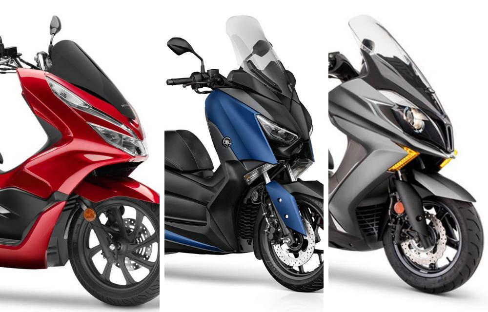 Las motos más vendidas del mercado de segunda mano en octubre