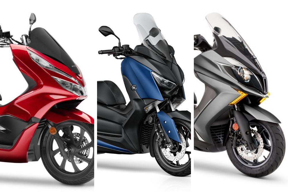 ranking scooters más vendidos octubre 2020