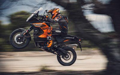 KTM 1290 Super Adventure S 2021, el último concepto de aventura de la firma naranja