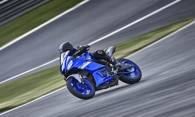Las 5 mejores motos deportivas para empezar a dar gas con el A2